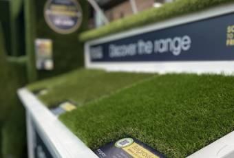 Artificial Grass Range For Gardens