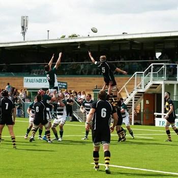 Artificial Grass Rugby Field