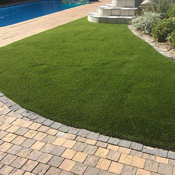 Easigrass South Africa Garden Make Over With Pool